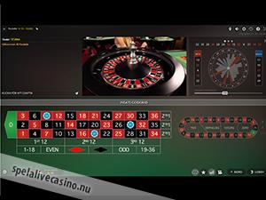 casinostugan live casino bonus
